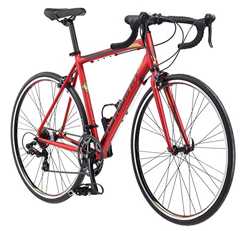 Schwinn-Volare-1400-Road-Bike-700c28-inch-wheel-size-red-Fitness-Bicycle-53cmMedium-Frame-Size-0