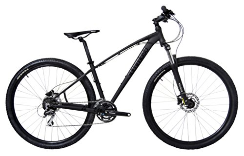 Tommaso-2018-Gran-Sasso-29er-Mounain-Bike-Hydraulic-Disc-Hardtail-Best-Looking-MTB-Matte-Black-100mm-Travel-Suspension-0