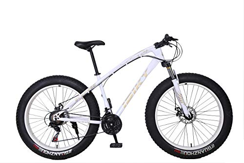 iBiky-26-Inch-Wheel-21-Speed-40-Fat-Tire-Bike-Snow-and-Grass-Sand-Bicycle-Mountain-Bike-with-Powerful-Disc-Brakes-0