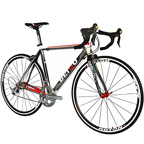 BEIOU-2017-700C-Road-Bike-Shi-Mano-ULTEGRA-10S-Racing-Bicycle-540mm-560mm-T700-M40-Carbon-Fiber-Bike-Ultra-Light-184lbs-CB001UT-560mm-0-0