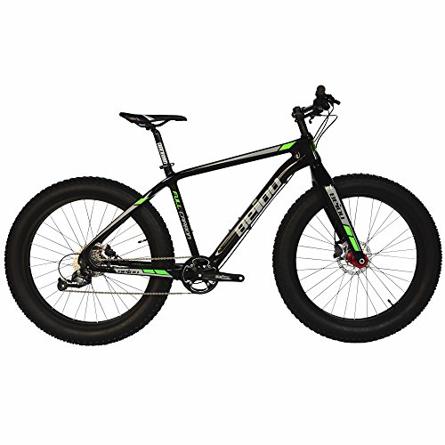 BEIOU-2017-Full-Carbon-Fat-Tire-Bicycle-Fat-Mountain-Bike-26-Inch-40-Tire-Mountain-Bicycle-19-Inch-SHI-Mano-Altus-9-Speed-145kg-T700-Glossy-3K-CB023-0