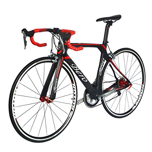 BEIOU-700C-Road-Bike-T800-Carbon-Fiber-Shi-Mano-105-5800-11S-Full-Set-Racing-Bicycle-Wind-Breaking-83kg-CB013A-520mm-0-0