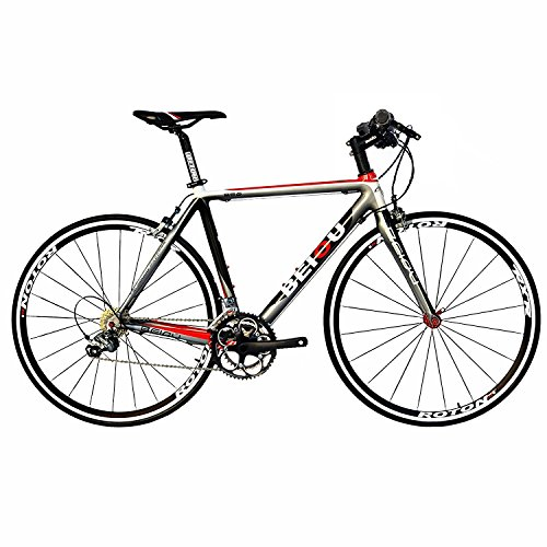 BEIOU-Carbon-Comfortable-Bicycles-700C-Road-Bike-LTWOO-210-Speed-SRAM-Brake-Complete-Bike-Toray-T800-Fiber-CB001-Custom-Bike-Silver-White-Red-Glossy-540mm-580mm-0