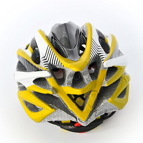 BEIOU-Unibody-Mountain-Bike-Road-Racing-Bike-Equipment-Cycling-Helmet-YELLOW-M-0-1