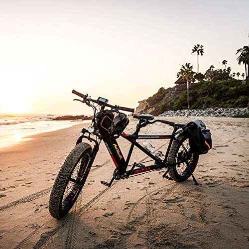 Addmotor-MOTAN-Adults-Electric-Bicycles-for-Women-Men-750W-26-Inch-Fat-Tires-Tandem-Bikes-with-Removable-Large-Capacity-Lithium-Ion-Battery-48V-145Ah-M-250-Two-Seater-Electric-Bikes-Carbon-Black-0-2