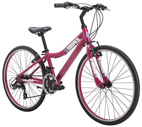 Diamondback-Bicycles-Clarity-24-Girls-Youth-Fitness-Hybrid-24-Wheel-Pink-0
