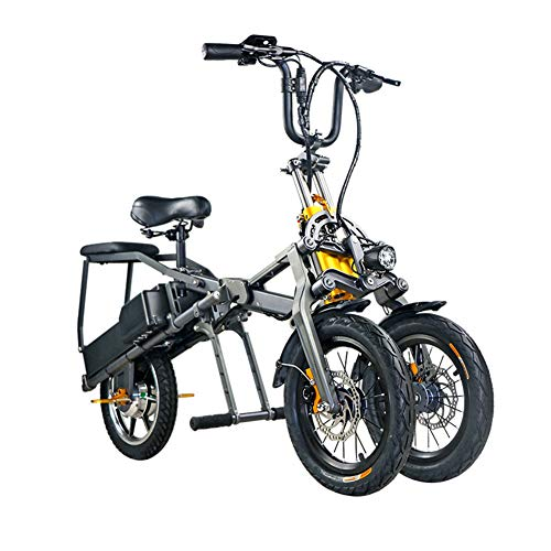 Electric-Bikes-for-Ladies-Folding-Collapsible-Frame-Adults-Unisex-Scooter-0