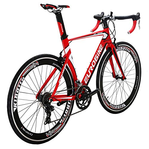 Eurobike-OBK-Lightweight-Aluminium-Road-Bike-700C-Wheels-Commuter-Cycling-Bicycle-14-Speed-54cm-Red-0-1