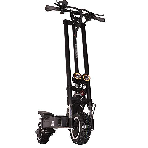 JIAW-Double-Drive-60V3200W-Double-Shock-Absorbing-Scooter-11-inch-Two-Wheeled-Scooter-Folding-Commuter-Scooter-with-LED-Light-Endurance-70KM-0