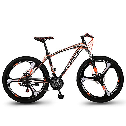 Max4out-Mountain-Bike-21-Speed-26-inches-Shining-SYS-Double-Disc-Brake-Suspension-Fork-Rear-Suspension-Anti-Slip-Bikes-Orange-0