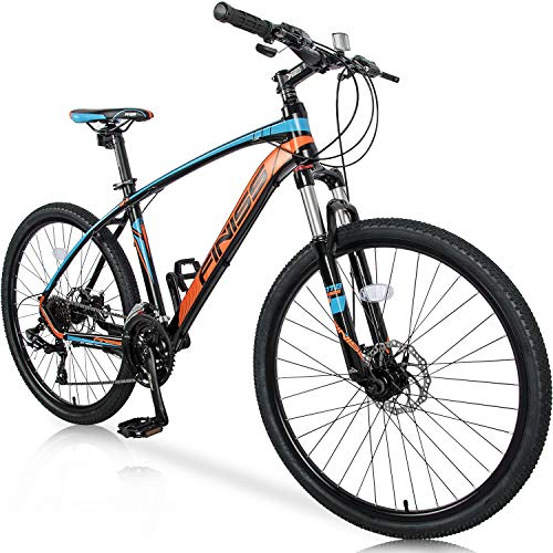 Merax-26-Mountain-Bicycle-with-Suspension-Fork-24-Speed-Mountain-Bike-with-Disc-Brake-Lightweight-Aluminum-Frame-0