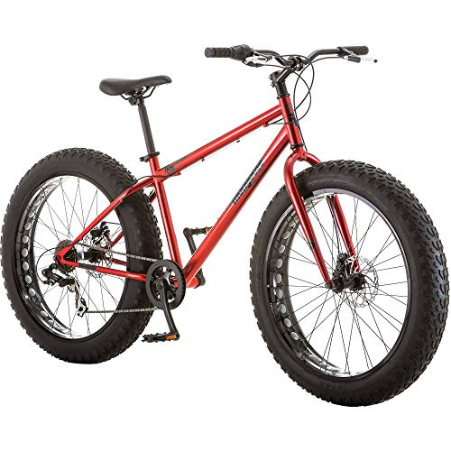 Mongoose-26-Hitch-Mens-All-Terrain-Fat-Tire-Bike-with-Bottle-BlackRed-0-0