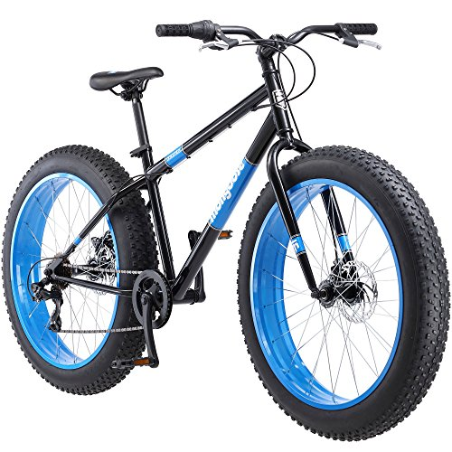 Mongoose-26-Hitch-Mens-All-Terrain-Fat-Tire-Bike-with-Bottle-BlackRed-0-5