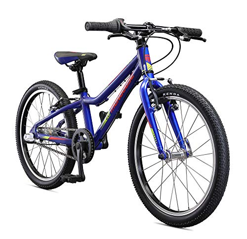 Mongoose-Cipher-Kids-Mountain-Bike-with-20-Inch-Wheels-in-Blue-Aluminum-Hardtail-Frame-7-Speed-Drivetrain-and-Alloy-V-Brakes-and-Coaster-Brake-0
