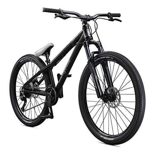Mongoose-Fireball-Hardtail-Mountain-Bike-Line-with-26-Inch-Wheels-and-Tectonic-T1-Aluminum-Frame-for-Slope-Style-or-Trail-Riders-Renewed-0