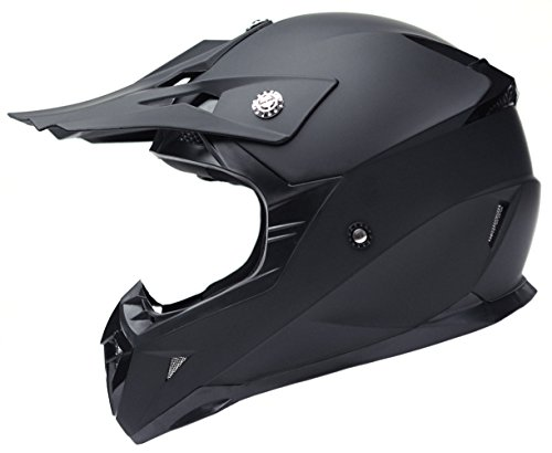 Motorcycle-Motocross-ATV-Helmet-DOT-Approved-YEMA-YM-915-Motorbike-Moped-Full-Face-Off-Road-Crash-Cross-Downhill-DH-Four-Wheeler-MX-Quad-Dirt-Bike-Helmet-for-Adult-Men-Women-Matte-BlackXL-0