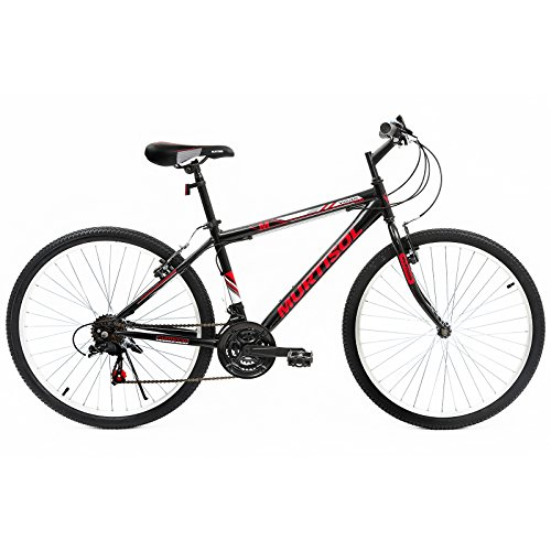 Murtisol-Mountain-Bike-26-Hybrid-Bike-with-FrontFull-Suspension-Hardtail-Bicycle-with-18-Speeds-Derailleur-Designed-Heavy-Duty-Kickstand-Adjustable-Seatin-4-Colors-Black-0