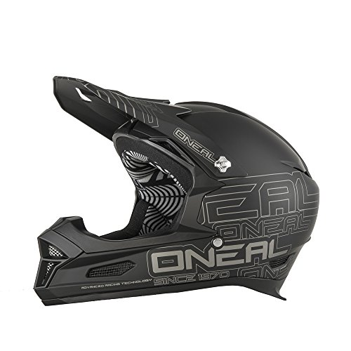 ONeal-Fury-RL-II-BMX-or-Mountain-Bike-Helmet-Matte-Black-Medium-0