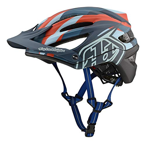 Troy-Lee-Designs-Adult-All-Mountain-XC-Mountain-Bike-A2-Jet-Helmet-Clay-MediumLarge-0