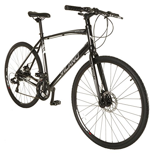 Vilano-Diverse-30-Performance-Hybrid-Road-Bike-24-Speed-Disc-Brakes-0