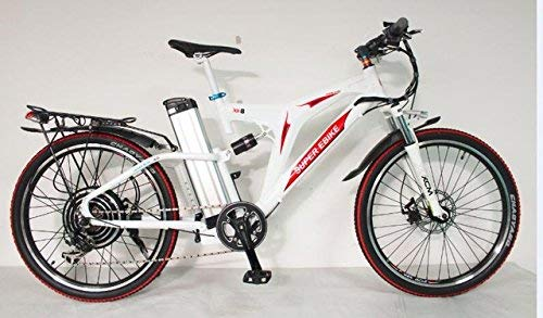 HYLH-White-Frame-48V-1500W-Super-X8-Ebike-with-48V-24AH-Japan-PANA-Li-ion-Battery-26-Inch-Electric-Bicycle-0