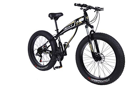 Ibiky-Fat-Tire-Mountain-Bike-26-Inch-Wheels-Multiple-Colors-40-inch-Fat-Tire-Snow-Bike-with-Powerful-Disc-Brakes-Black-0
