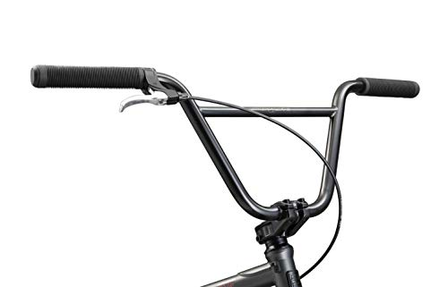 Mongoose-Legion-L100-Freestyle-BMX-Bike-for-Advanced-Level-Riders-Featuring-4130-Chromoly-Frame-and-Double-Walled-Rims-with-20-Inch-Wheels-Black-0-1