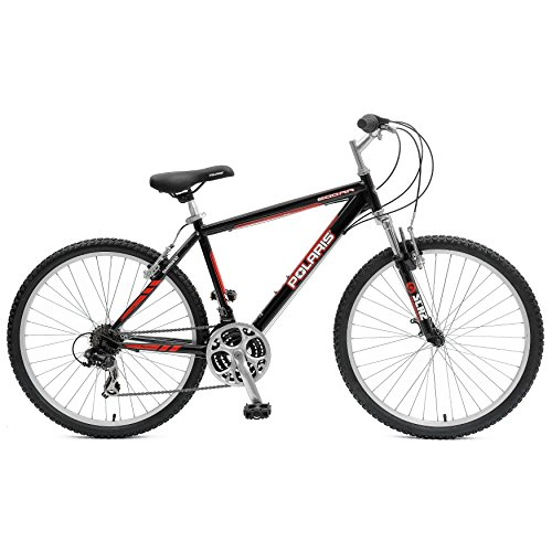 Polaris-600RR-M1-Hardtail-Mountain-Bike-26-inch-Wheels-185-inch-Frame-Mens-Bike-Black-0
