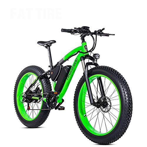 SHIJING-New-Assisted-Electric-Bike-48V500W-Mountain-Bike-Moped-Electric-Bike-ebike-Electric-Bike-Lithium-elec-Electric-Bike-0
