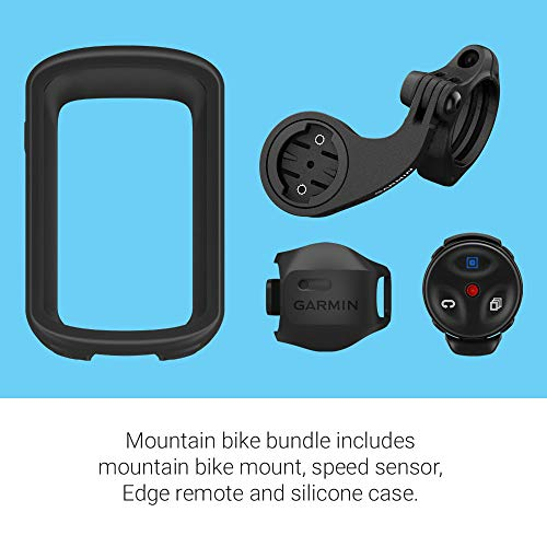 Garmin-Edge-830-Mountain-Bike-Bundle-Performance-Touchscreen-GPS-CyclingBike-Computer-with-Mapping-Dynamic-Performance-Monitoring-and-Popularity-Routing-Includes-Speed-Sensor-Mountain-Bike-Mount-0-1