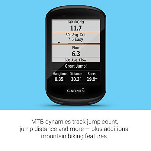 Garmin-Edge-830-Mountain-Bike-Bundle-Performance-Touchscreen-GPS-CyclingBike-Computer-with-Mapping-Dynamic-Performance-Monitoring-and-Popularity-Routing-Includes-Speed-Sensor-Mountain-Bike-Mount-0-3