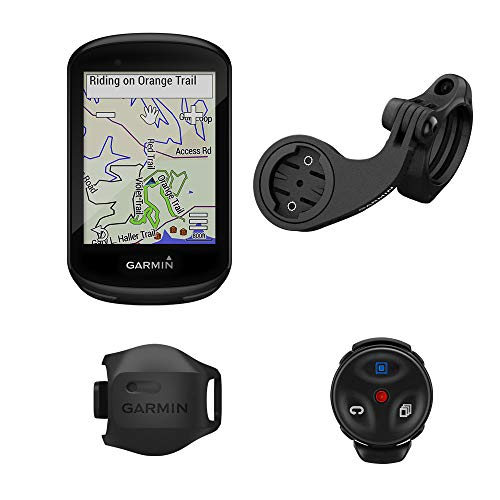 Garmin-Edge-830-Mountain-Bike-Bundle-Performance-Touchscreen-GPS-CyclingBike-Computer-with-Mapping-Dynamic-Performance-Monitoring-and-Popularity-Routing-Includes-Speed-Sensor-Mountain-Bike-Mount-0