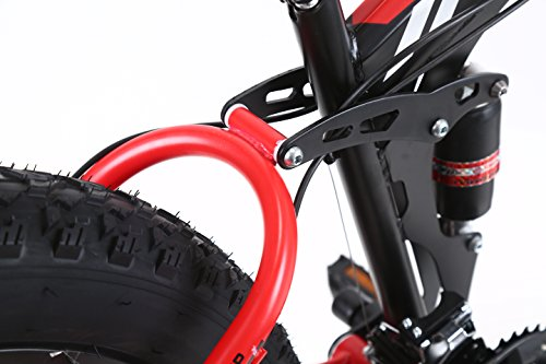 Gunai-Fat-Tire-Mountain-Bike-26-inch-High-Tensile-Steel-Frame21-Speed-with-Dual-Suspension-and-Disc-Brake-0-3