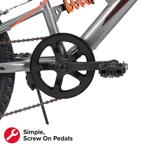 Huffy-Kids-Dual-Suspension-Mountain-Bike-20-inch-Quick-Assembly-Available-0-0
