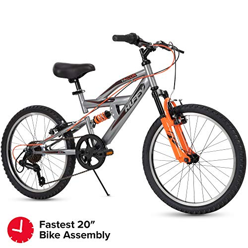 Huffy-Kids-Dual-Suspension-Mountain-Bike-20-inch-Quick-Assembly-Available-0