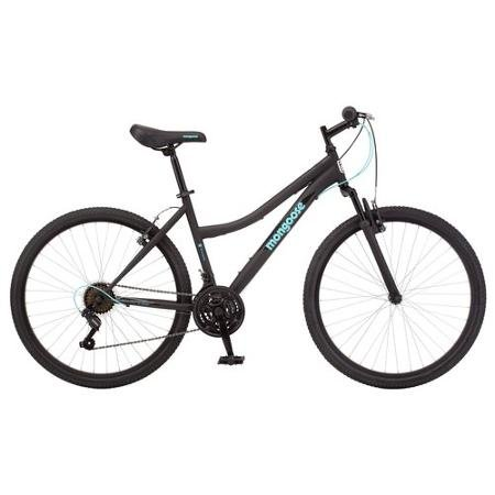 Mongoose-21-Speed-Adult-Steel-Frame-Ladies-Mountain-Bike-for-Women-26-Inch-Black-0-1