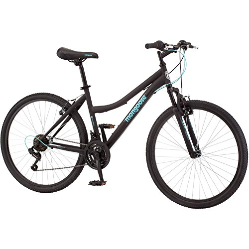 Mongoose-21-Speed-Adult-Steel-Frame-Ladies-Mountain-Bike-for-Women-26-Inch-Black-0