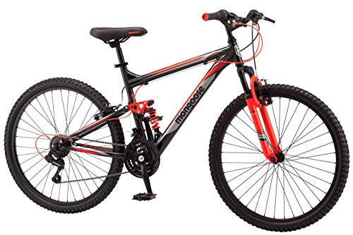 Mongoose-Status-22-26-Wheel-mens-bicycle-18medium-frame-size-black-R5500B-Renewed-0-0