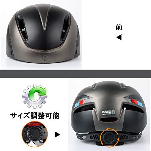 Shinmax-Bike-Helmet-Bicycle-Helmet-MenWomen-CPSC-Safety-Standard-with-Detachable-Magnetic-Goggles-Adjustable-for-Adult-RoadBikingMountain-Cycling-Helmet-BC-001-Bonus-with-Carrying-Bag-0-2