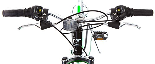 Titan-Glacier-Pro-Alloy-Dual-Suspension-All-Terrain-Mens-Mountain-Bicycle-Neon-Green-19-Frame-0-1