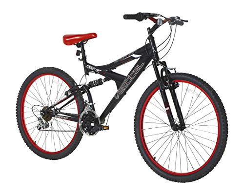 Vertical-Equator-26-Dual-Suspension-Mountain-Bike-Black-0